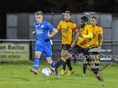 17/18 Crawley Down Gatwick SSC – Game 2